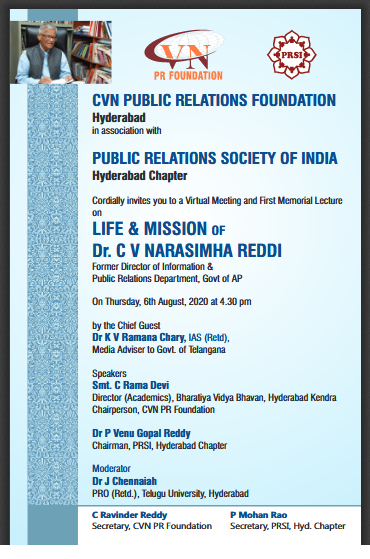 Chapter Programme